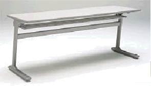 8184L型サイドフォールドテーブル